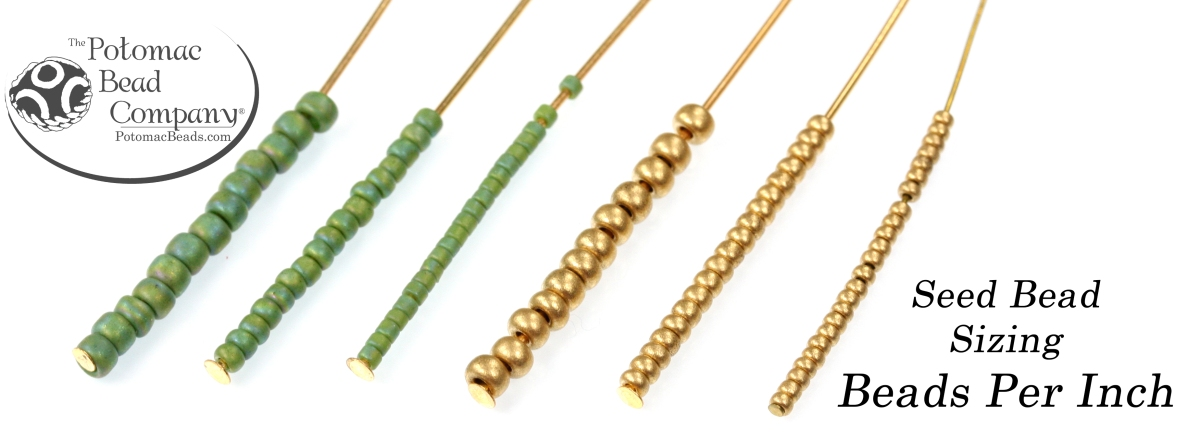 Seed Bead Sizing in the 21stCentury