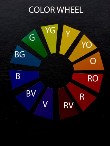 color wheel org