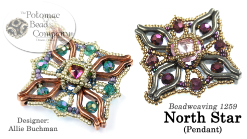 Beadweaving 1259 - North Star Pendant_preview