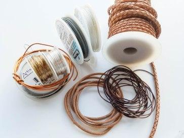 Stringing material - 2